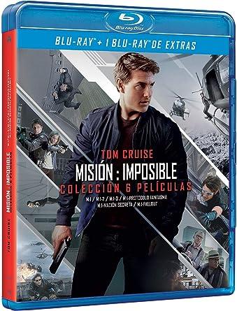 Pack: Misión Imposible - Temporadas 1-6 BD + BD Extras Blu-ray: Amazon.es: Tom Cruise, Henry Cavill, Ving Rhames, Simon Pegg, Rebecca Ferguson, Angela Bassett, Brad Bird, Christopher McQuarrie, Brian De Palma, J.J.