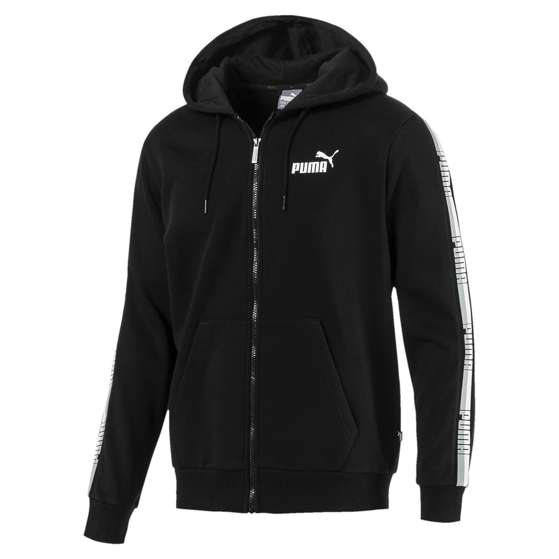 Puma Herren Tape Fz Hoody Sweatshirt