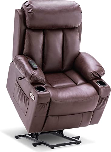 Mcombo Large Electric Power Lift Recliner Chair