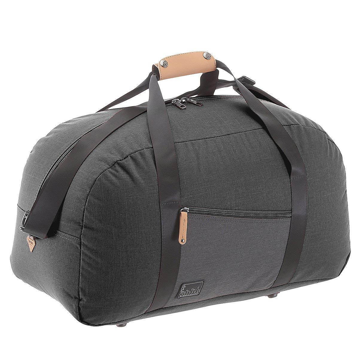 Grey 43 liters Gris 58 cm Roncato Adventure Travel Duffle
