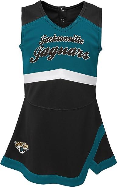 Outerstuff Girls Big Kids /& Youth Cheer Captain Jumper Dress