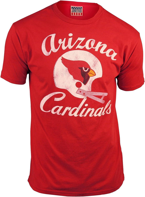 Arizona Cardinals Men's Retro Vintage T-Shirt