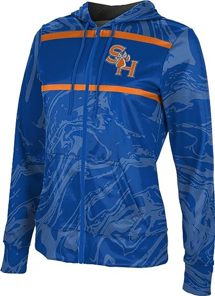 School Spirit Sweatshirt Prime Sam Houston State University Girls Pullover Hoodie
