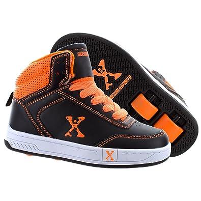 Mit Sidewalk Sport Top Tennis Chaussures Hi Chaussures Rollen Enfants de CBWrdeQxEo