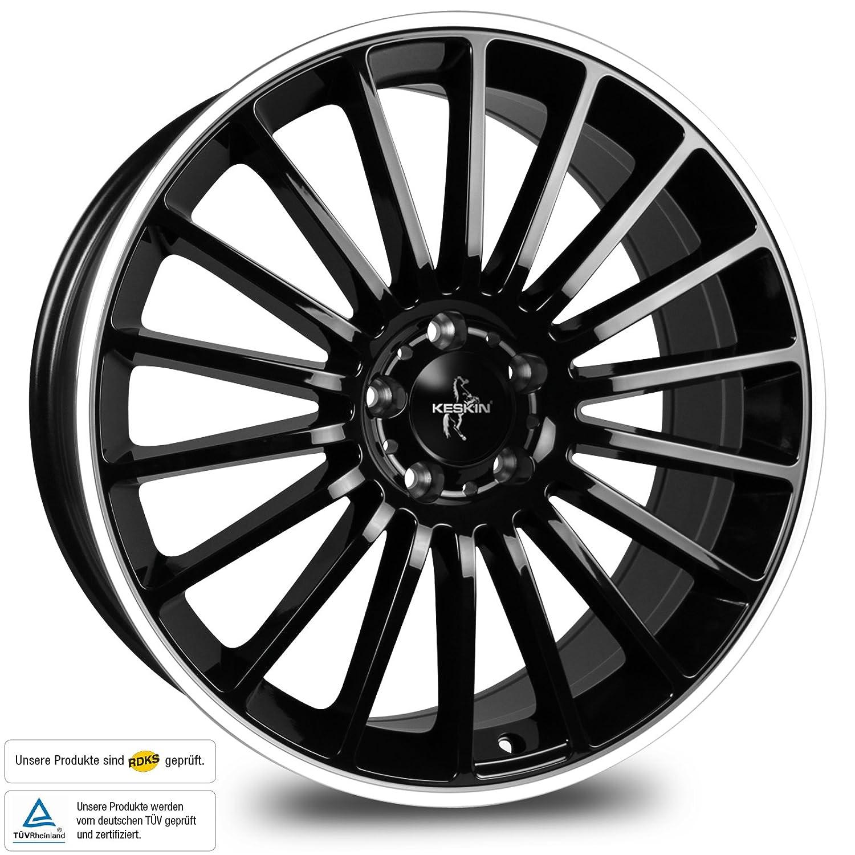 OXIGIN 18 Concave black 9x21 ET30 5.00x120.00 Hub Bore 76.90 mm Alu felgen