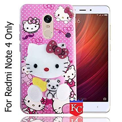 6ab78d1dda KC Mirror Kitten Girl with Diamonds Studs Back Cover: Amazon.in: Electronics