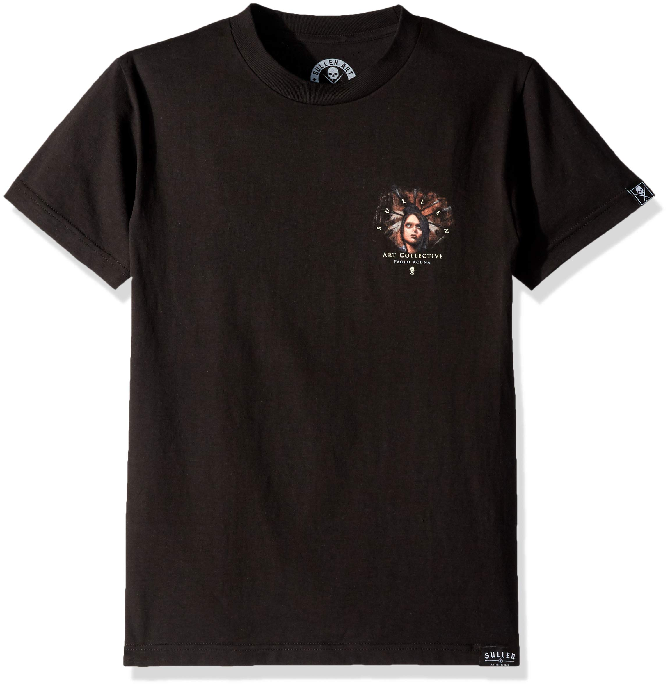 Sullen Art Collective S Acuna Owl Shirts