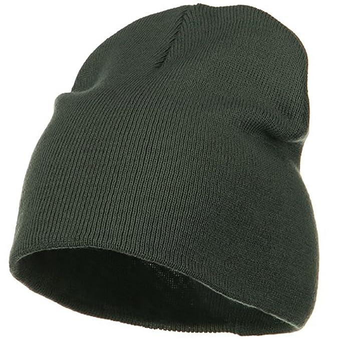 Big Size Acrylic Short Beanie-Grey (for Big Head) at Amazon Men s Clothing  store  Skull Caps e216e15783c