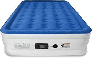 SoundAsleep Dream Series Air Mattress with ComfortCoil Technology