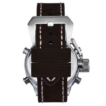 d3405c90f2 革時計ベルト 腕時計バンド Zeiger 牛革 22mm/24mm 替えベルト 交換バンド B038 工具