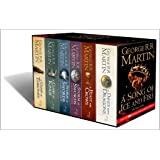 A Song of Ice and Fire - The Story Continues: 6 Volume A Format Boxed Set with TV Tie-in Artwork