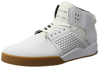 Stacks II, Sneakers Basses Homme - Blanc - Weiß (Assassins Creed)Supra