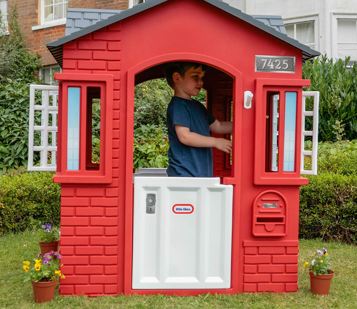 Little Tikes Cape Cottage, Red by Little Tikes (Image #6)