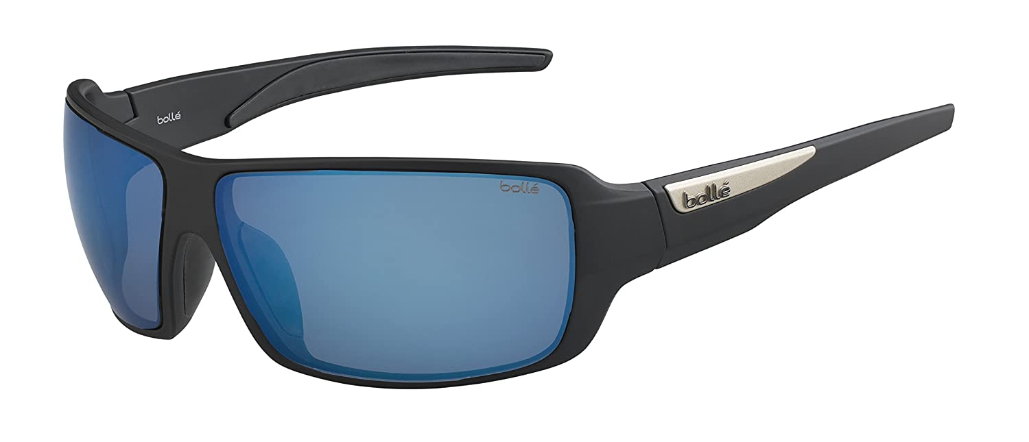 020677b0f04 Amazon.com  Bolle Cary Polarized Offshore Blue Oleo AR