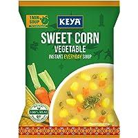 Keya Inst. Soup Sweet Corn Veg, 48g (Four Serve)