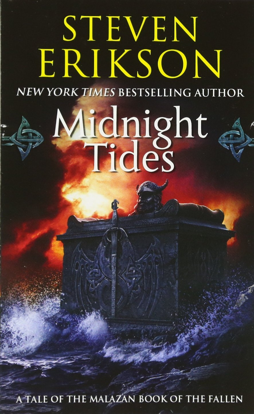 Midnight Tides  A Tale Of The Malazan Book Of The Fallen: Steven Erikson:  9780765348821: Amazon: Books