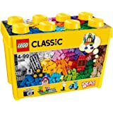 LEGO Classic LEGO Large Creative Brick Box for age 4+ years old 10698