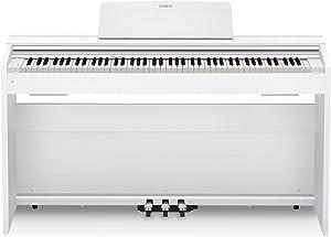 Casio PX-870 WH Privia Digital Home Piano, White