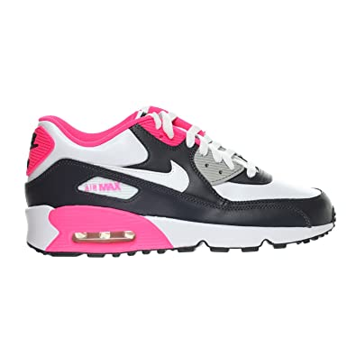 air max 90 - sneakers - metallic silver/hyper pink/white/black
