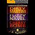 Jack Daniels Series - Three Thriller Novels (Dirty Martini #4, Fuzzy Navel #5, Cherry Bomb #6)
