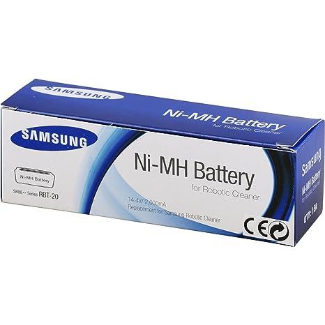 Samsung VCA-RBT20 - Batería Ni-MH para robots de limpieza Navibot VCR8845 y