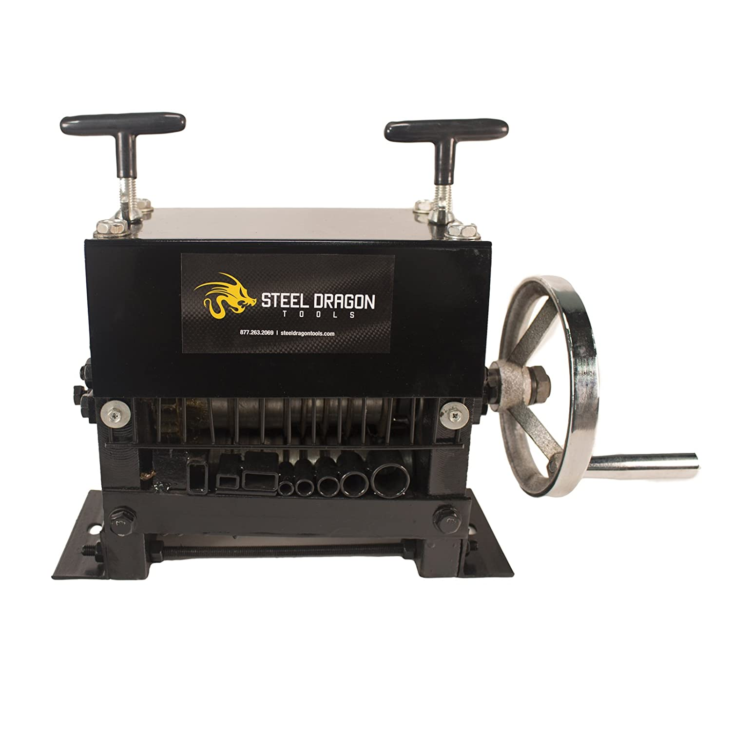 Steel Dragon Tools WRM33 Manual Wire Stripping Machine Strip Scrap ...