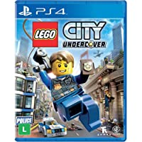 Lego City Undercover Br - 2017 - PlayStation 4