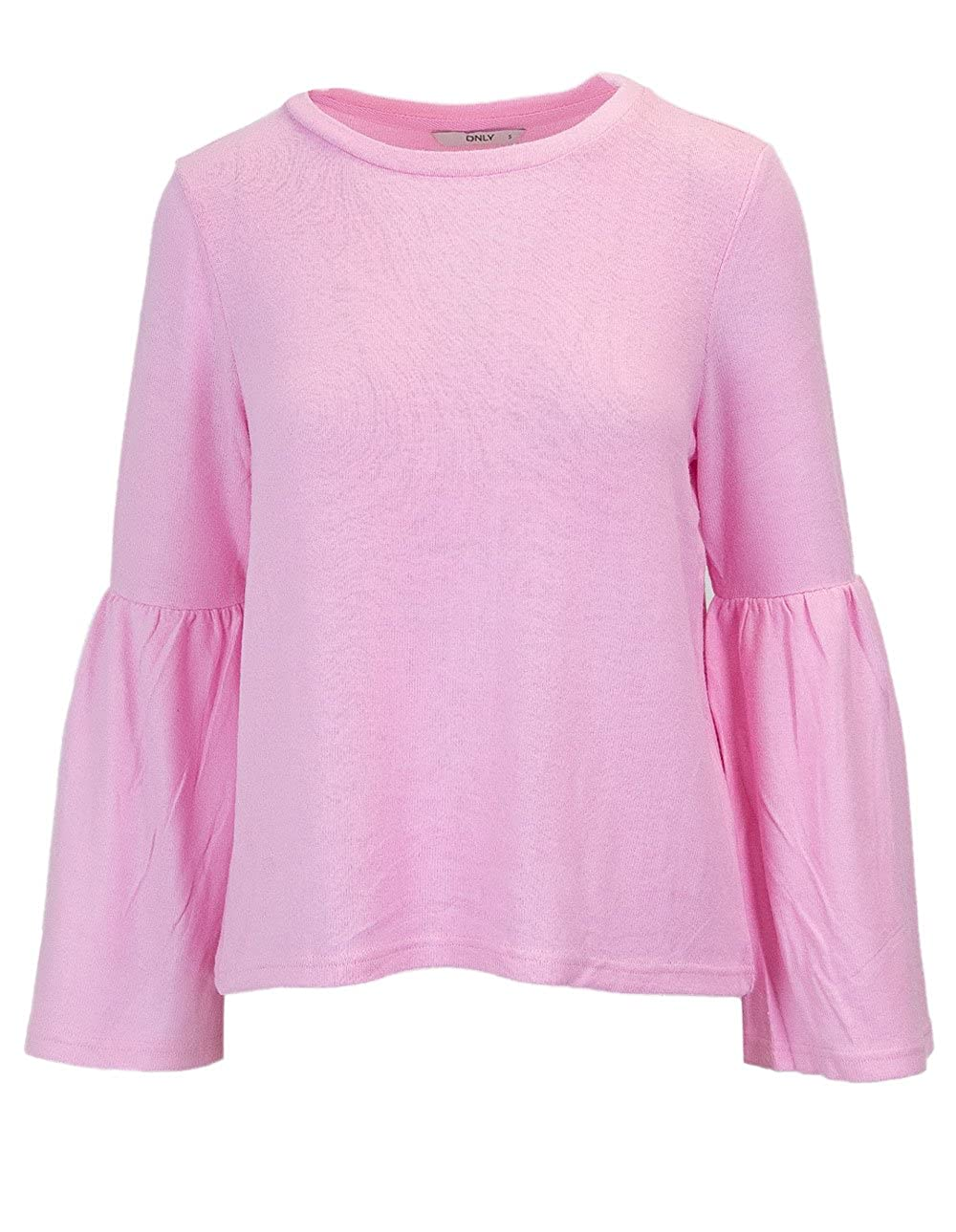 Only Onlnew Maye Flare L/S Pullover CC Knt suéter para Mujer