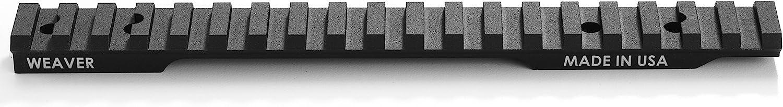 Weaver Extended Multi Slot Base Winchester Black Mat LA 70 99480 Max 59% OFF Inexpensive