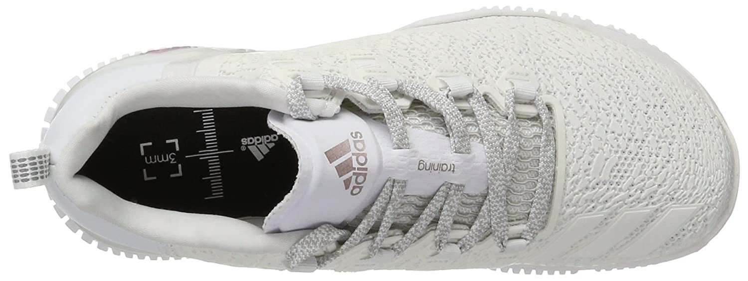 832c6906046 Adidas Women s Crazypower Tr W Ftwwht Gretwo Cblack Multisport Training  Shoes - 5 UK India (38 EU) (CG4155)  Amazon.in  Shoes   Handbags
