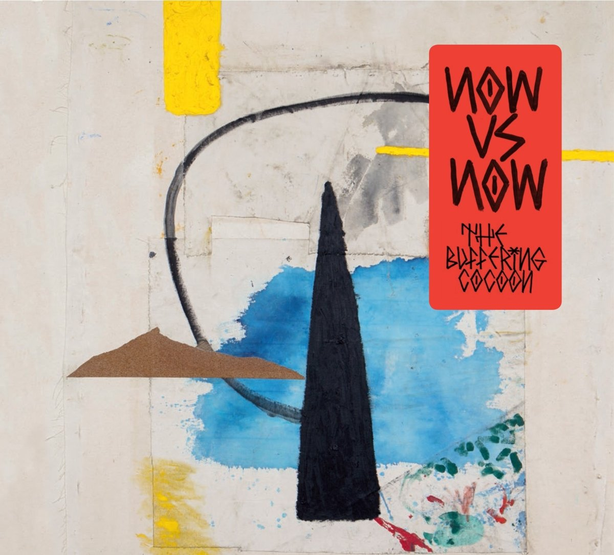 CD : Now vs Now - Buffering Cocoon (United Kingdom - Import)