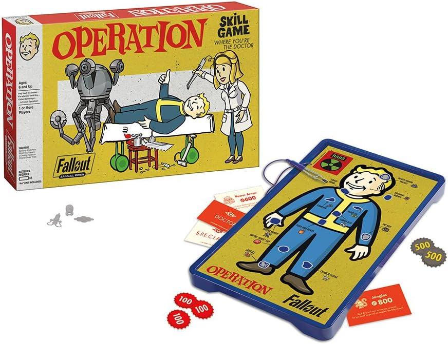 Fallout Special Edition Operation Juego De Mesa: Amazon.es: Juguetes y juegos