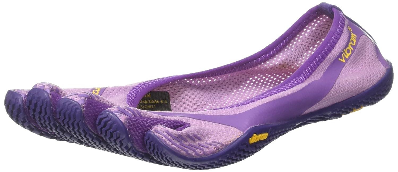 premium selection fc406 4aa7f Amazon.com   Vibram FiveFingers Womens Entrada Athletic Shoes, Purple-Violet,  38 M EU   Road Running