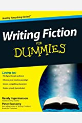 Writing Fiction For Dummies Paperback