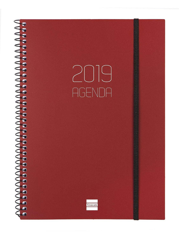 Agenda 2019 día página euskera