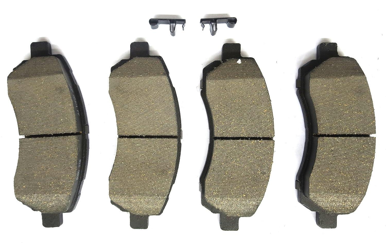 Dash4 CD722 Ceramic Brake Pad