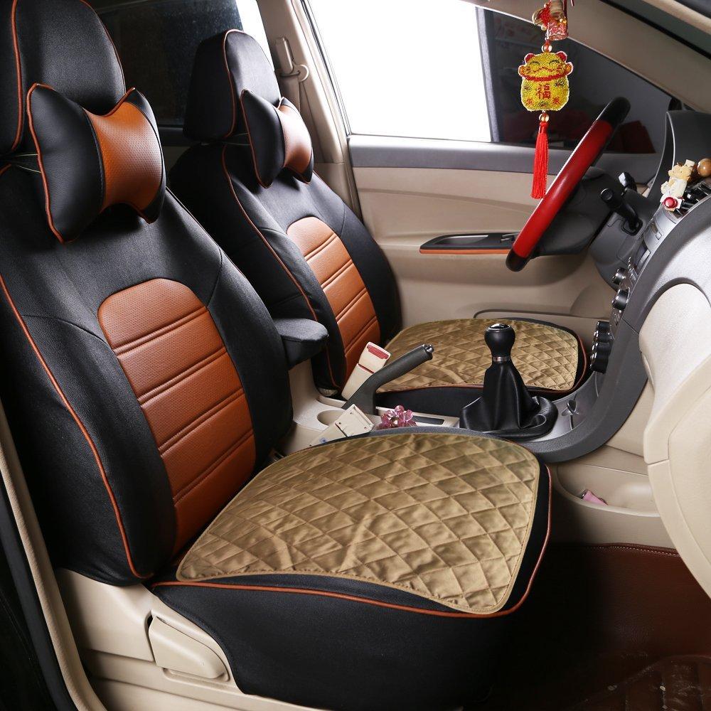 Almohadillas protectoras de asiento PX para el hogar, 20,5 x 20,5 cm, lavables, impermeables, almohadillas protectoras de asiento, alfombrilla universal ...
