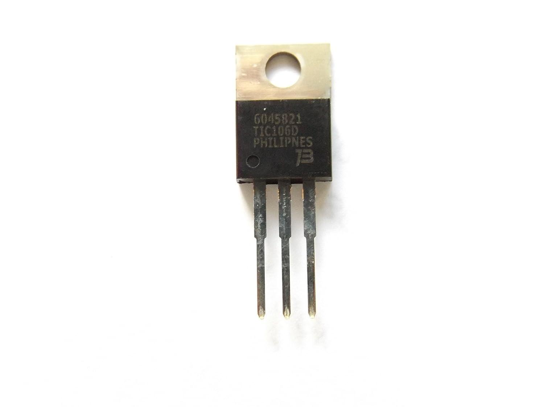 Circuito Com Scr Tic 106 : Bourns tic d thyristor scr v a pin to amazon