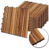 Suelos de bambú