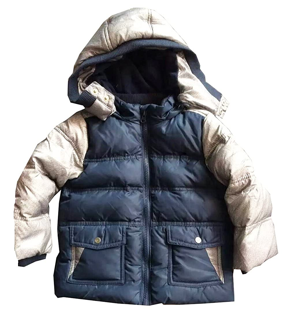 eKooBee Newborn Infant Baby Boys Coat Winter Warn Down Jacket Outerwear
