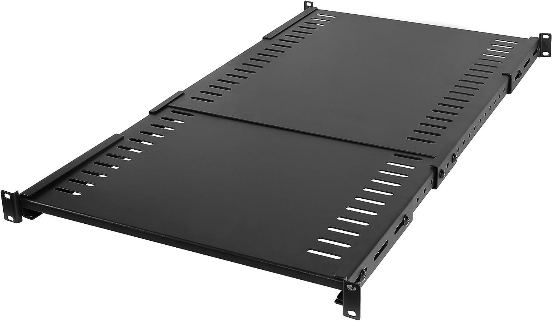 black CyberPower CRA50002 19 1U Cantilever Shelf Cases