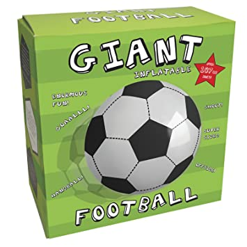 Giant Inflatable Football [Importación inglesa]