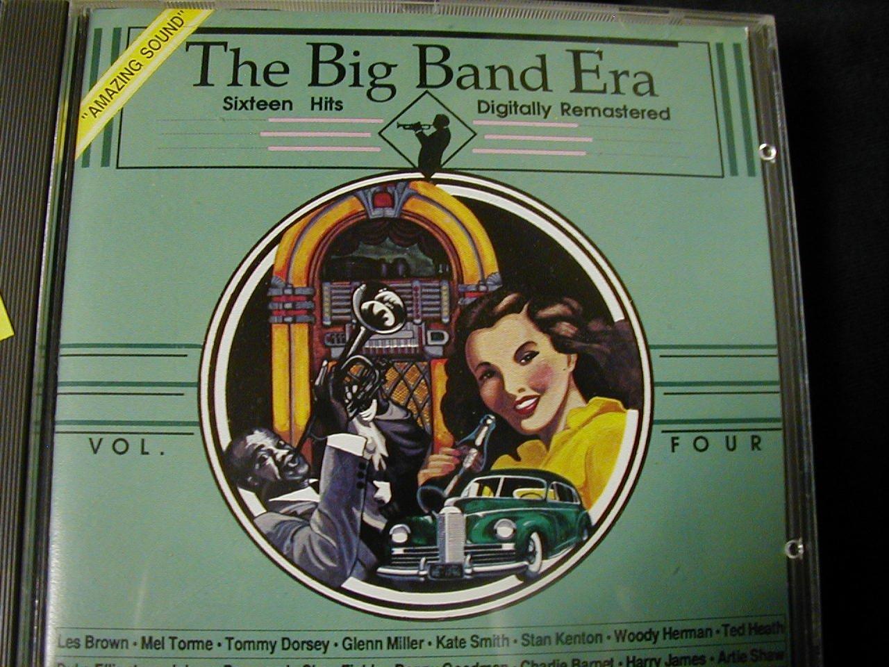 Various Artists, Count Basie, Artie Shaw, Johnny Desmond, Charlie Barnet,  Stan Kenton, Shep Fields, Ted Heath, Kate Smith, Mel Torme - The Big Band  Era ...