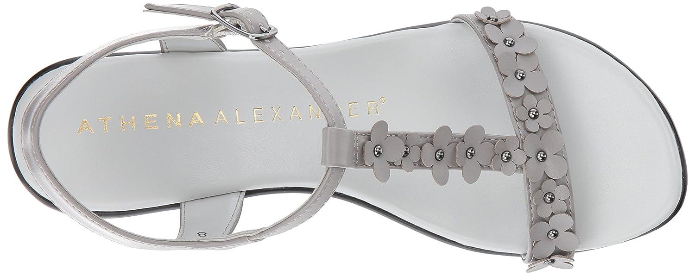 Athena Alexander Women's Evelina Wedge Sandal B06XT8HKWZ 8.5 B(M) US|Light Blue