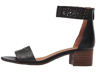 76c9643e389 Franco Sarto Women s Fidela Black Nappa Leather 8 ...