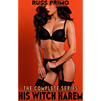 His Witch Harem: The Complete Series (English Edition)