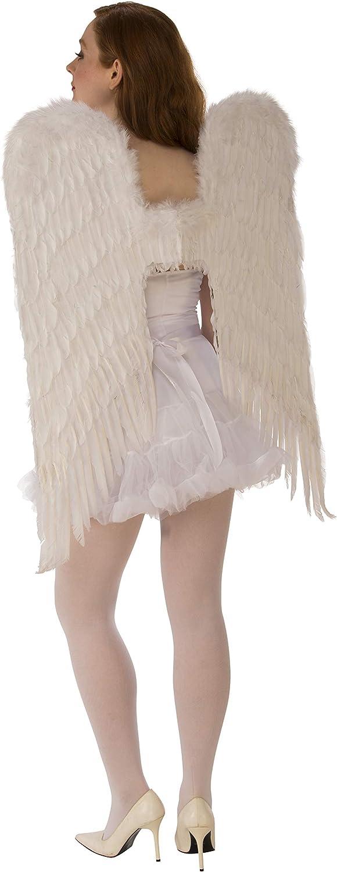 "37"" White Wings"