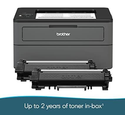 ee613d9ae Amazon.com  Brother Compact Monochrome Laser Printer