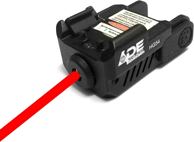 Ade Advanced Optics HG54R-1 Universal Laser Sight, Red