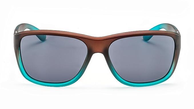 Moderne Unisex Sonnenbrille im Wayfarer Stil für Damen & Herren F2500457 O99mdu5UoP